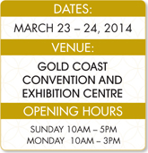 2014 Jewellery Fair Gold Coast Show Date